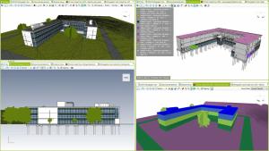 Real-time model navigation in Bexel Manager Software